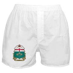 Ontario Shield Boxer Shorts