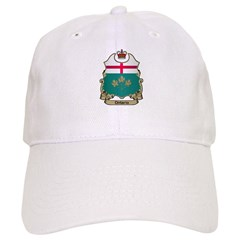 Ontario Shield Baseball Cap
