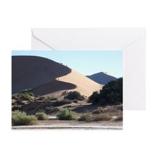 Namib Desert Trek Greeting Cards (Pk of 20)