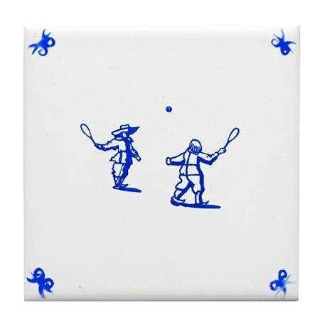 Delft Tennis Tile