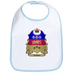 Quebec Shield Bib