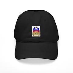 Quebec Shield Baseball Hat