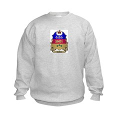 Quebec Shield Sweatshirt