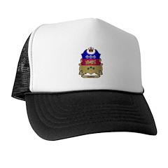 Quebec Shield Trucker Hat