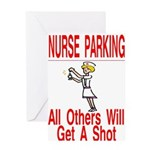 Nurse Greeting Card