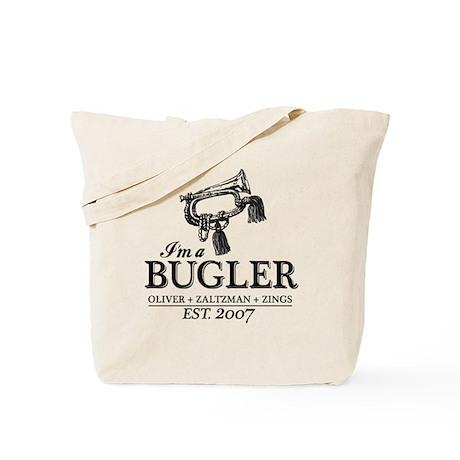 Bugler Tote Bag