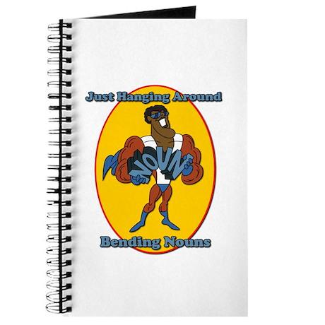 Verb Bending a Noun SchoolHouse Rock Journal