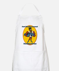 Verb Bending a Noun SchoolHouse Rock Apron