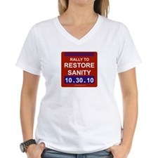 Funny Rally to restore sanity Shirt
