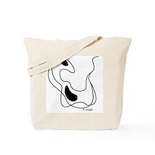 Cute Microbe Tote Bag
