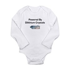Powered by dilithium crystals Long Sleeve Infant B