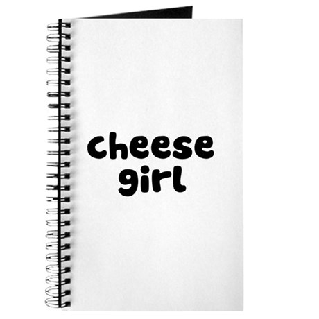 Cheese Girl Journal