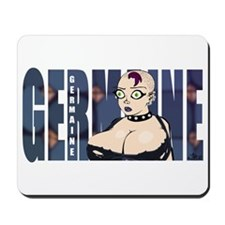 Germaine (Name Design) Mousepad