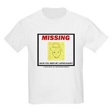 Missing Leprechaun T-Shirt