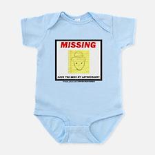 Missing Leprechaun Infant Bodysuit
