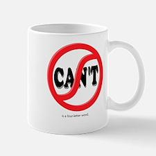 Cute Four letter word Mug