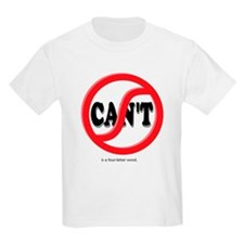Cute Four letter word T-Shirt
