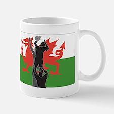 Rugby wales Mug