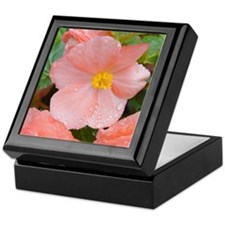 Begonia Blossom Keepsake Box