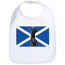 rugby scotland Bib