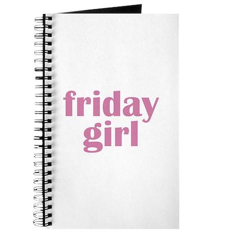 friday girl Journal