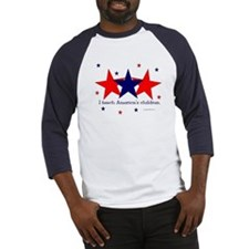 """America's Children"" Baseball Jersey"