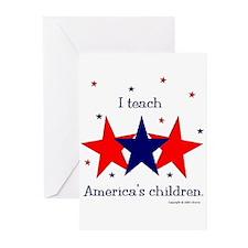 """America's Children"" Cards (Pk of 10)"