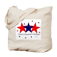"""America's Children"" Tote Bag"