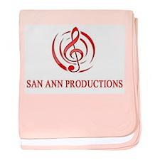 San Ann Productions Infant Blanket
