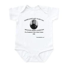 Tippecanoe and Tyler Too Infant Bodysuit