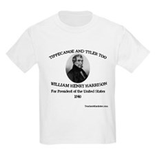 Tippecanoe and Tyler Too T-Shirt