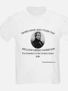 Tippecanoe and Tyler Too T-Shirt
