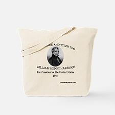 Tippecanoe and Tyler Too Tote Bag