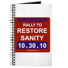 Cute Rally restore sanity Journal