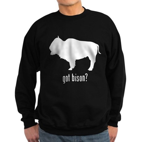 Bison Sweatshirt (dark)