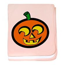 Pumpkin Infant Blanket