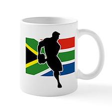 Rugby South Africa Mug