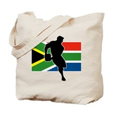 Rugby South Africa Tote Bag
