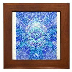 A Brilliant Mind Framed Tile