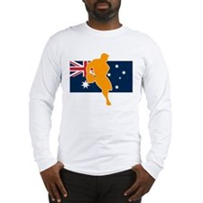 Rugby Australia Long Sleeve T-Shirt
