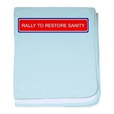 Official Rally To Restore San Infant Blanket
