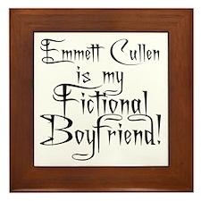 Emmett Cullen Framed Tile