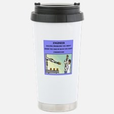 funny engineering joke Travel Mug
