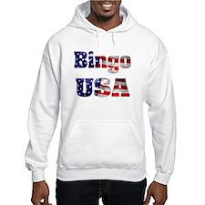 Bingo USA Hoodie Sweatshirt