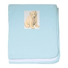 Polar Bear Gift Infant Blanket