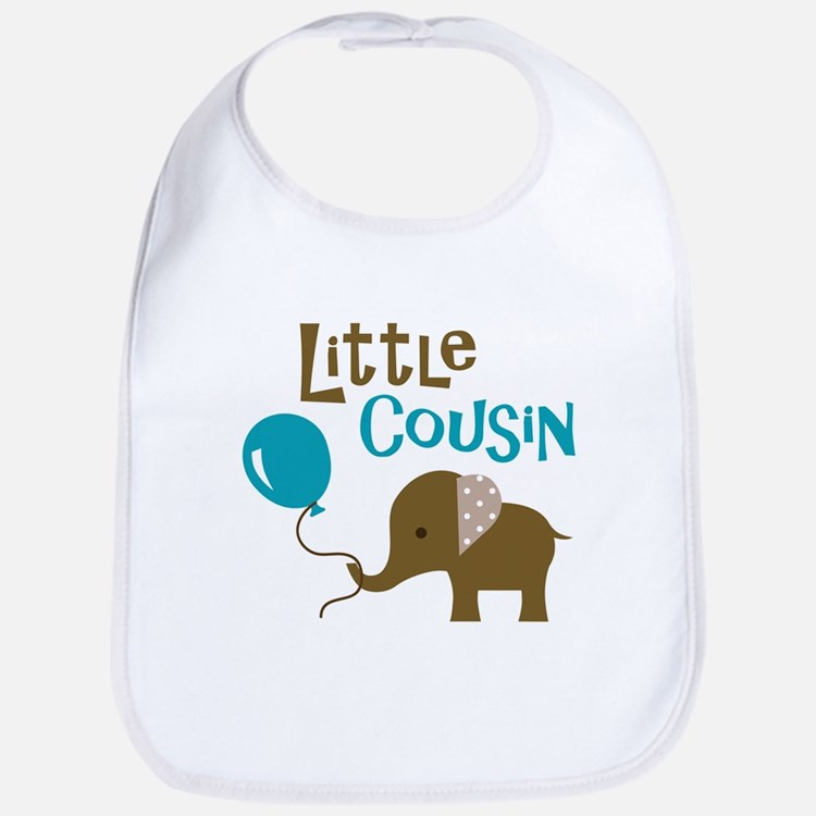 Little Cousin - Mod Elephant Bib