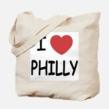 I heart Philly Tote Bag