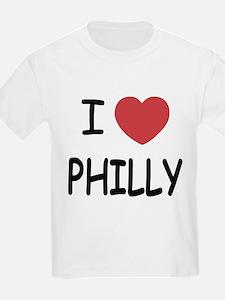 I heart Philly T-Shirt
