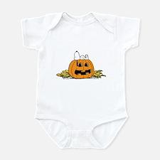 Pumpkin Patch Lounger Infant Bodysuit