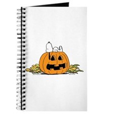 Pumpkin Patch Lounger Journal